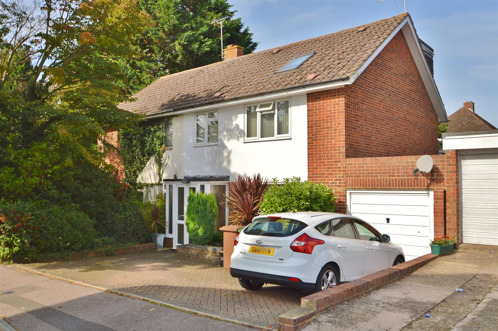 4 Bedrooms Semi Detached House for sale in Northfields, Maidstone
